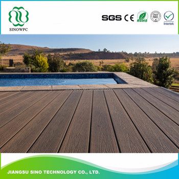 Balcony composite decking boards bali wood flooring patio for Decking boards 3 6 metres