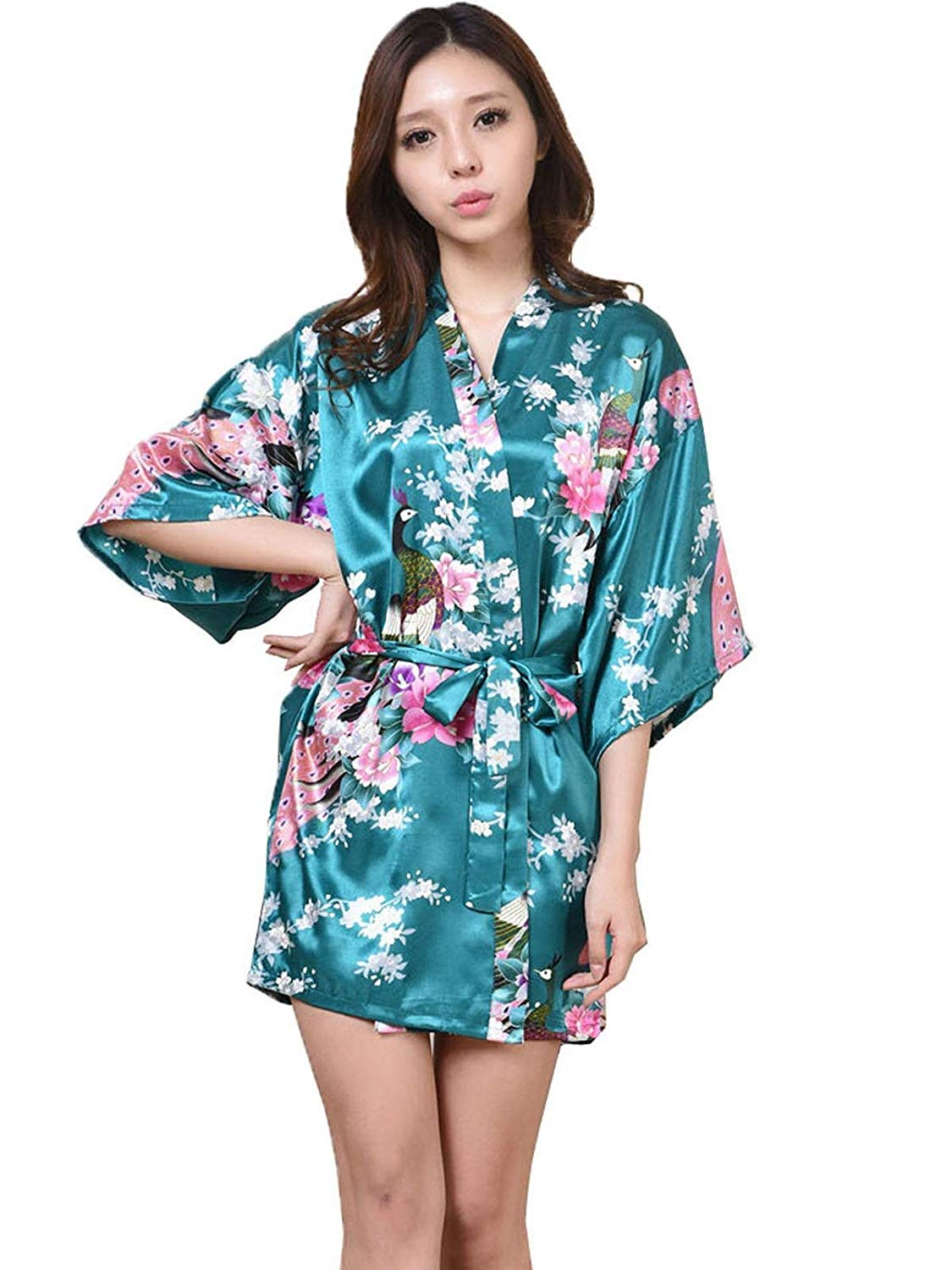 5792ebea26 Get Quotations · Pesters Nightwear Robes Pajama Robes Sleepwear Robes Women Robes  Robes