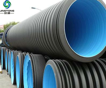 Hdpe Double Wall Corrugated Industry Drainage Pipe Buy