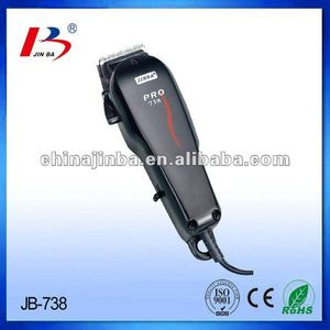JB-738 Hot Sell Professional electric Hair Clipper