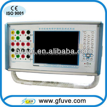 Substation Testing Electrical And Electronic Relays Test330 Relay