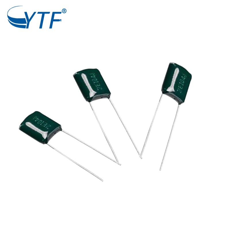 10nF 630V Film Condensatori in poliestere metallizzato Confezione da 10