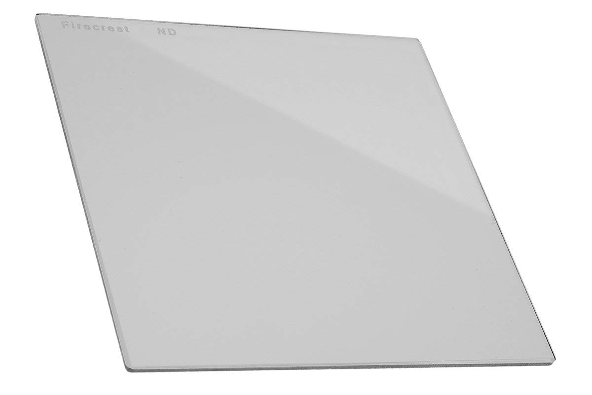 "Firecrest ND 100x100mm (4""x4"") Neutral Density 0.6 (2 Stops) filter for Firecrest 100mm holder, Formatt Hitech 100mm Modular Holder, Lee 100mm System, Nisi 100mm System"