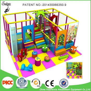 Heißer Verkauf Kommerziellen Kinder Spielen Zone Indoor Spielplatz