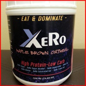 Out of Stock! Maple Brown High Protein Oatmeal, Low Carb Oatmeal, Low Glycemic, Sugar Free, No Insulin Spike, Soy Free, Physician's Formula, Great for Weight Loss, Diabetes, Fitness, Body Building, Amazingly Delicious, Limited Quantity, Get Yours Now! Maple Brown-21 Servings.