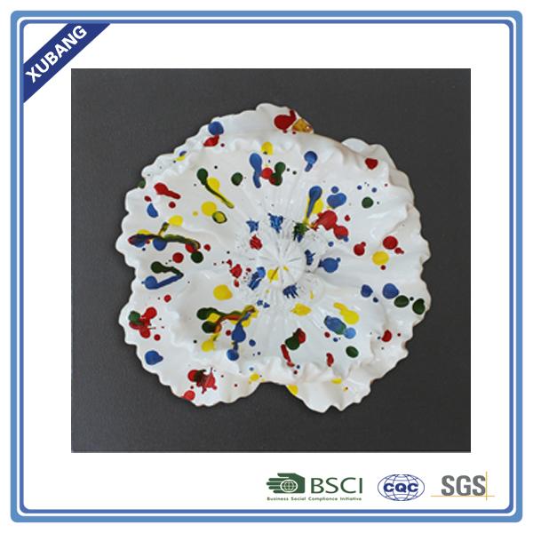 bloem ontwerp wanddecoratie voor indoor gebruikplaques
