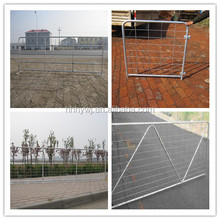 high quality galvanized welded wire mesh fence metal farm gate