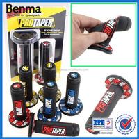 Motorcycle/Racing bike Soft Rubber Handle Bar/Handlebar grip OEM quality