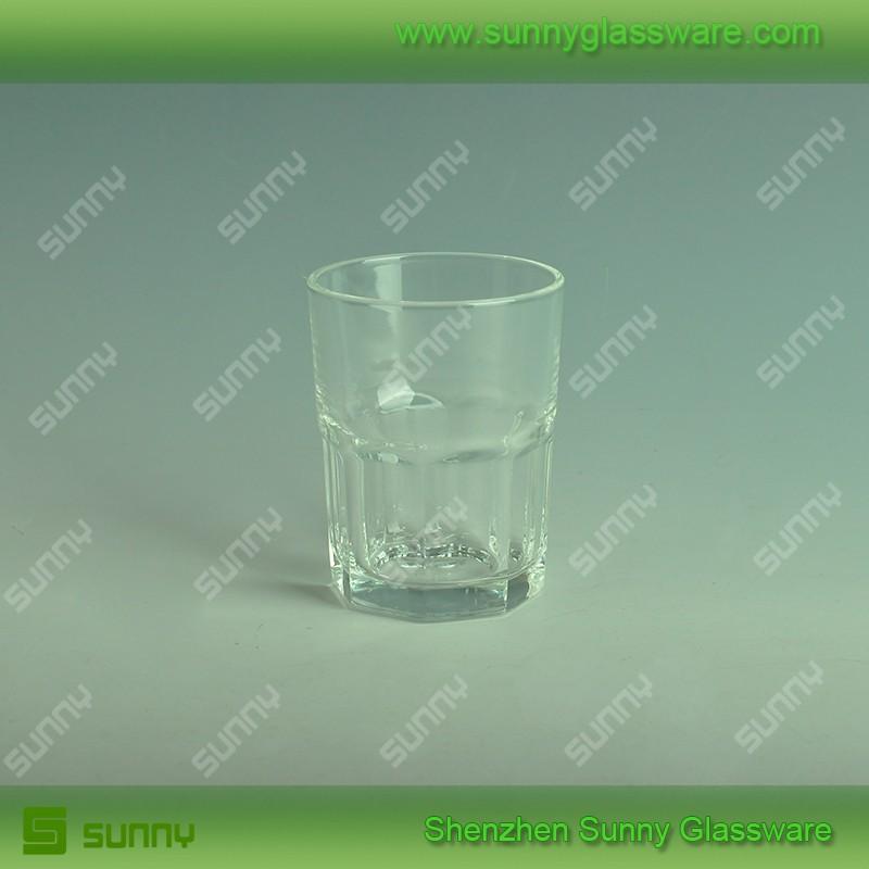 standard shot size