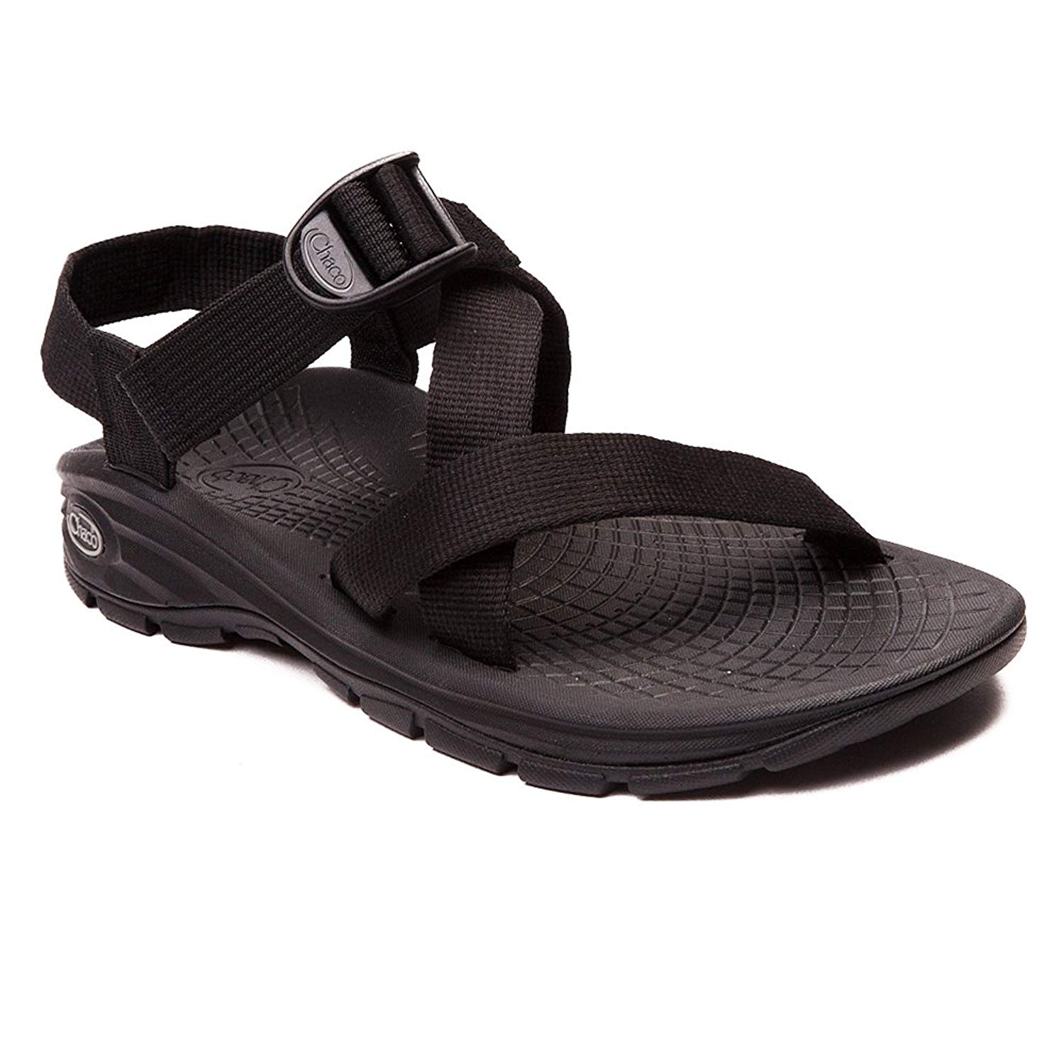 f59805627854 Get Quotations · Chaco New Z Volv Black 15 Mens Sandals