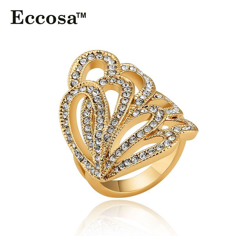 Wholesale big design gold ring line Buy Best big design gold