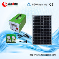 Factory price DC solar home lighting kit/solar energy lighting/solar home lighting system with MP3 function