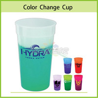 custom design 220ML Ceramic magic Color changed cup for sale
