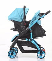 New style with 7''EVA wheels wholesale kid stroller pram travel system