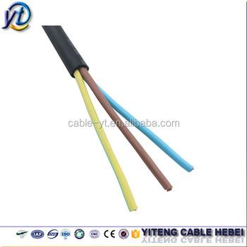 Pvc Abdeckung Elektrischen Draht Thw/tw Awg 14 12 10 8 6 Solide ...