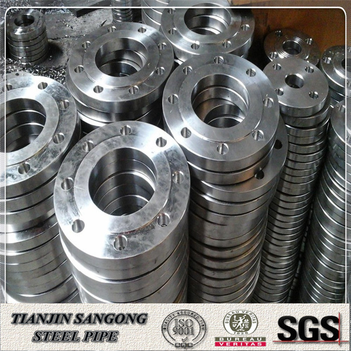 High pressure drive shaft flange yoke