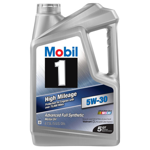 Mobil1 FULLY SYNTHETIC MOTOR OIL 5W-30 (5QT/4.73 Litres)