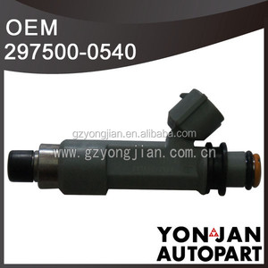 fuel injection nozzle /cleaner 297500-0540