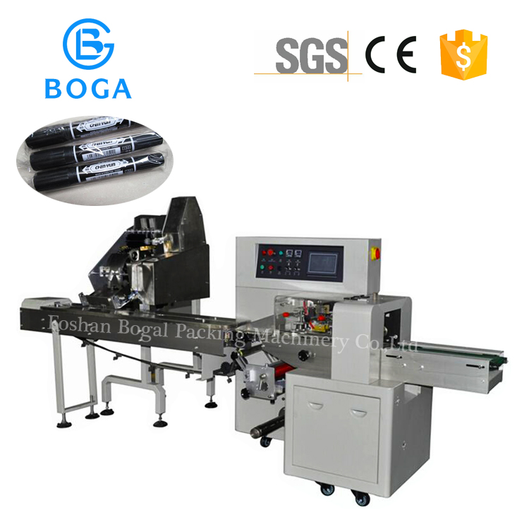 Automatic pencil counting packing machine Automatic Flow packing machine