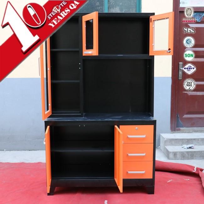 luoyang steelite acero puertas de vidrio esmerilado y gabinete de cocina diseos de cocinas pequeas artculos