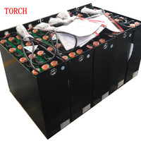 Great power 2V 400ah lead acid forklift battery with best prices and super quality