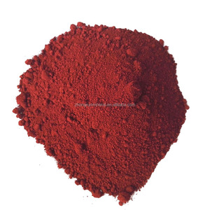 Rubber coating grade iron oxide hot selling colorful oxide iron red 130