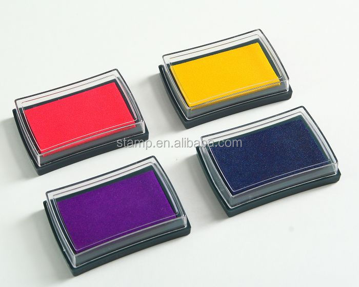 most popular cute special stamp pad designed for child toy stamps