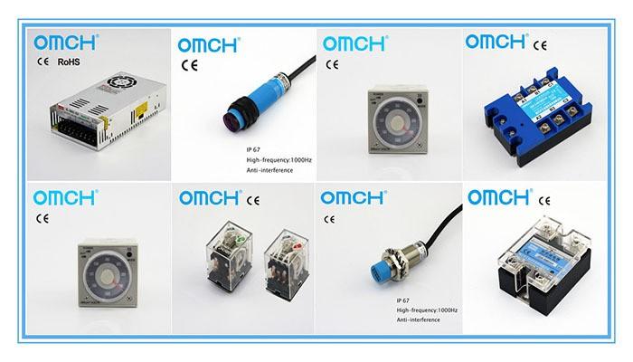 Capacitive Proximity Switch Sensor Types Of Capacitive Sensors ...