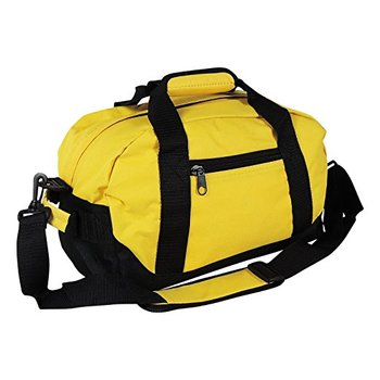7b42ffe4d4 Customized Small Duffle Bag Two Toned Gym Travel Sport Bags For Men and  Women