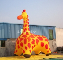 Inflatable Giant Giraffe, Inflatable Giant Giraffe Suppliers And  Manufacturers At Alibaba.com