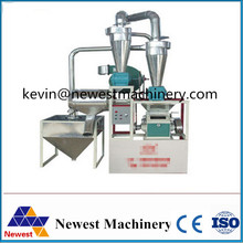 Multifunctional industrial high output corn/rice/bean/wheat flour mill making machine