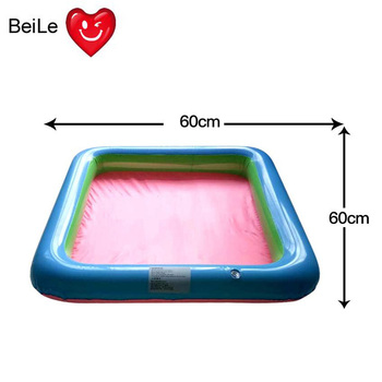 Activity Creative PVC Inflatable Outdoor Sandbox for kids