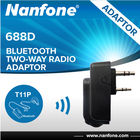 Nanfone 688D hfp1.5, A2dp, Avrcp bluetooth radio dongle pour NF-668P talkie walkie
