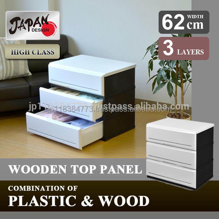 plastic opbergdoos 63cm japan wonen modulaire keuken badkamer ...