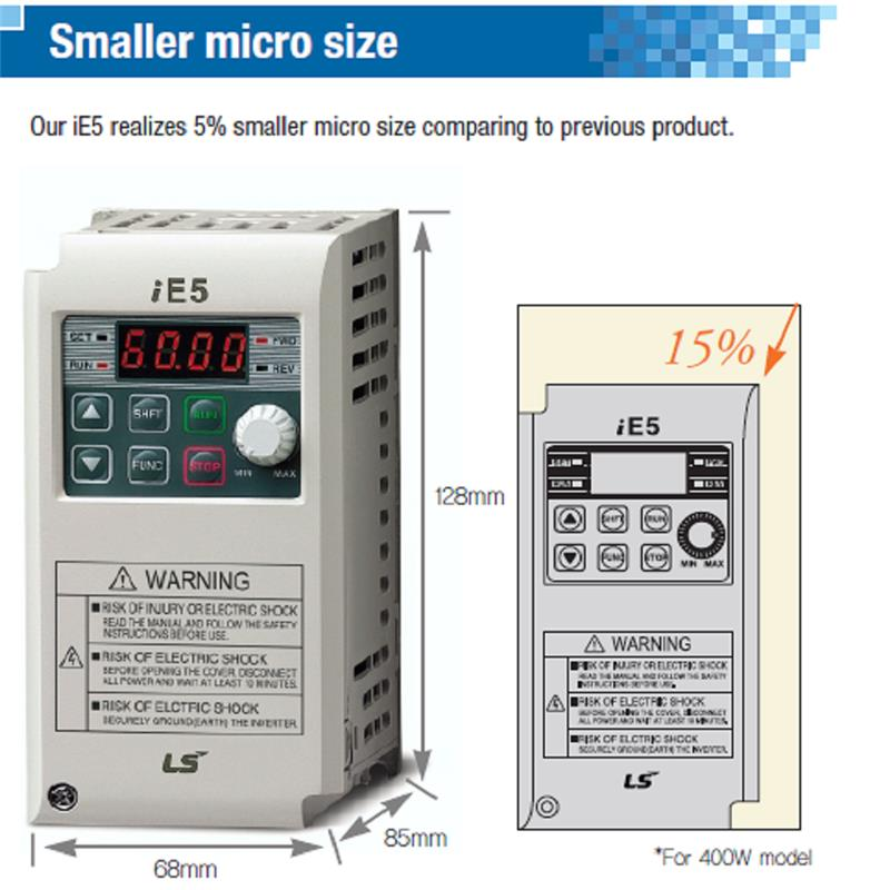 Variable speed with low price 380v vfd