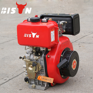 BISON(CHINA) Electric Start with CE 20hp diesel engine