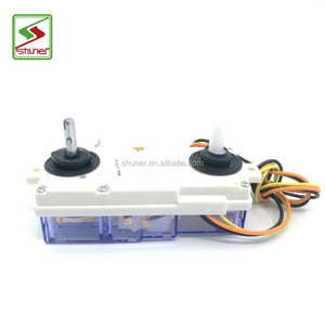 Double Shaft 3 Wires Washing Machine Timer