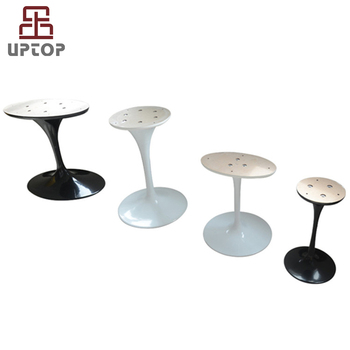Exceptionnel (SP ATL001) Heavy Duty Industrial Metal Aluminum Dining Tulip Table Base