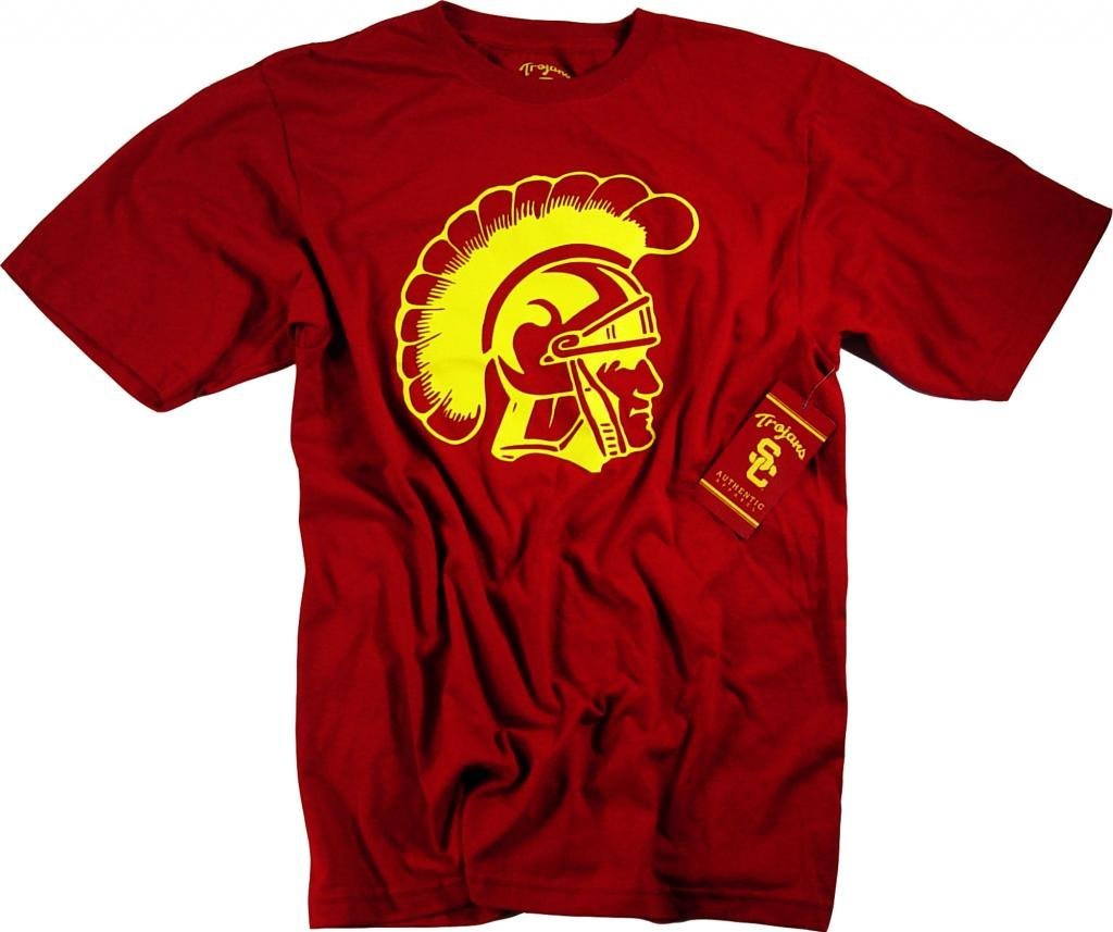 USC Trojans Shirt T-Shirt Jacket Jersey Hat Hoodie Sweatshirt Decal Flag Apparel 2XL