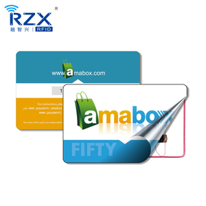 RFID 13.56MHz Contactless IC card for Bus Smart Card Payment and Ticket