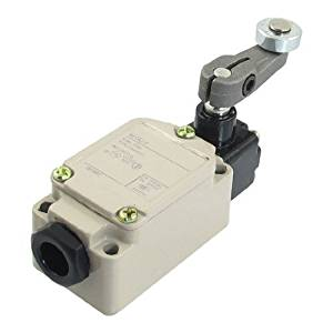 Water & Wood AC 250V 2A DC 2A 48V SPDT Circuit Control Roller Lever Metal Limit Switch