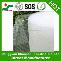plastic packaging bubble rolls wrap