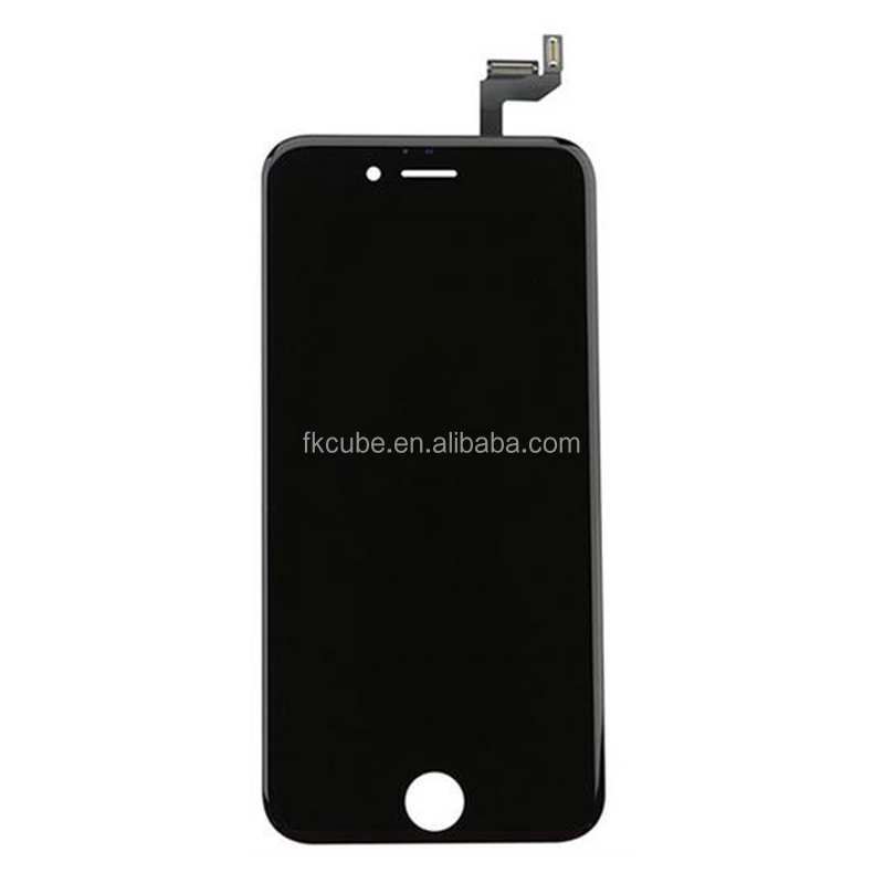 CUBE All mobile phone spare parts, OEM lcd touch screen for iphone 6s lcd