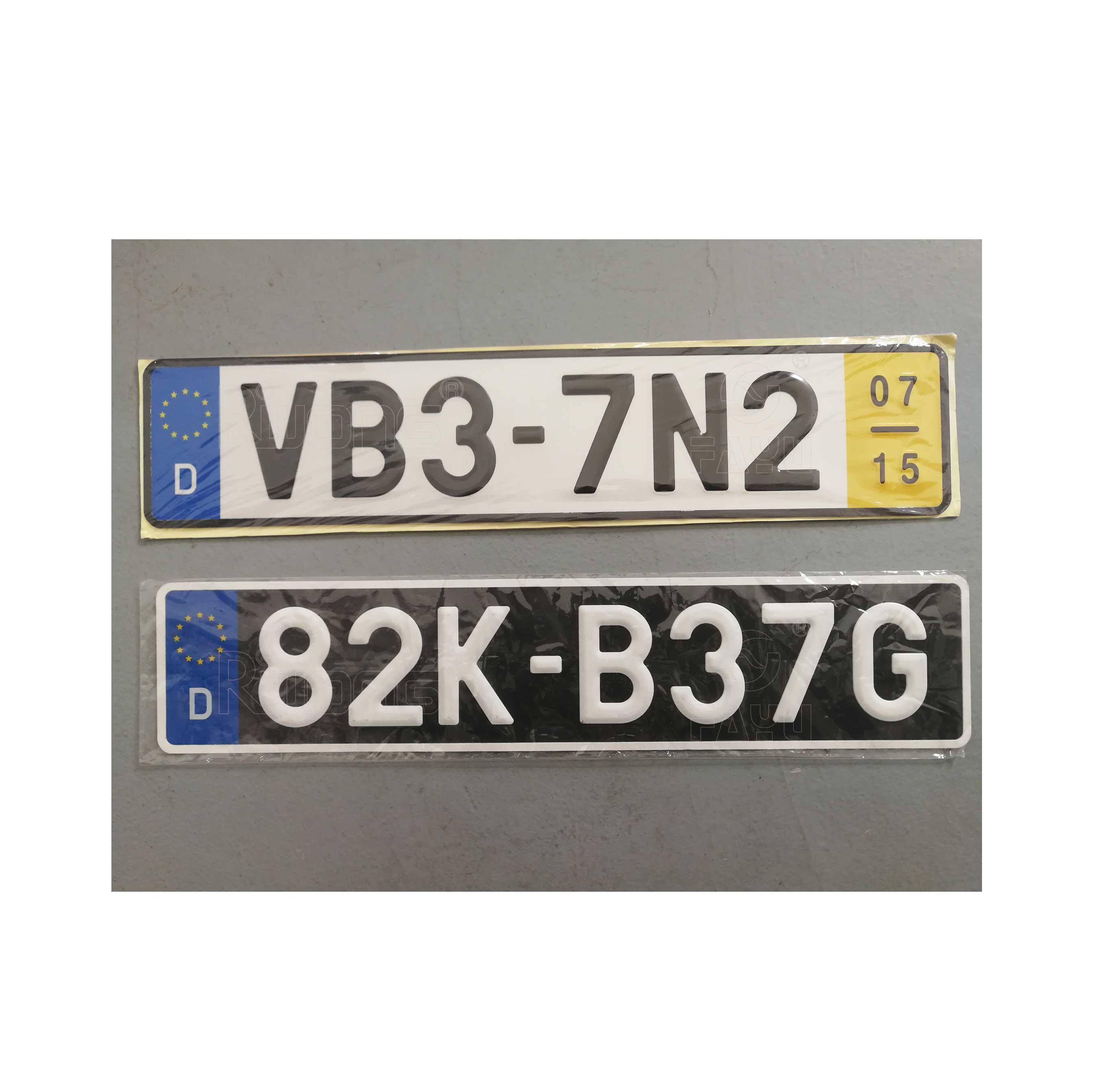 Bremen Germany Aluminum Novelty Car Tag License Plate