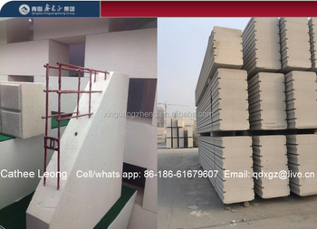 wallsteel mesh reinforced concrete panel autoclaved aerated concrete panelaac