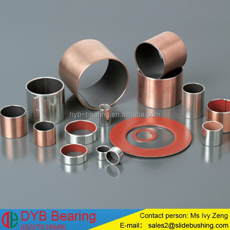 steel bronze powder with PTFE dry bearings