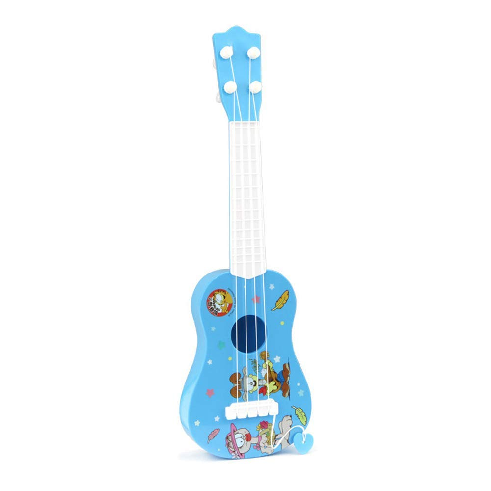 ee4276d01b67c XHHWZB Toy Guitar Rock Star Toy Guitar Musical Instrument w Guitar Pick  Vibrant Colors Acoustic