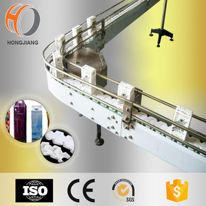 H1700 multiflex chain case conveyor for milk juice box transmission
