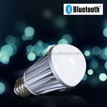 Bluetooth Led Bulb Dimmable 4w Led Spot Light Gu10 Led Lighting Ul ...