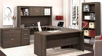 La Credenza Muebles : Modern wooden office furniture collection credenza shell sz